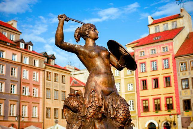 W Warszawie znajdują się się sklepy najważniejszych modowych marek