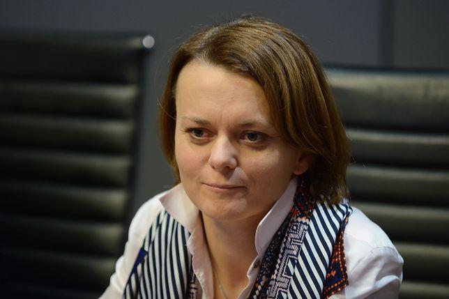 Jadwiga Emilewicz to szefowa nowego resortu - Ministerstwa Przedsiębiorczości i Technologii