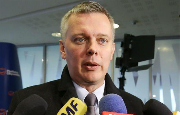 Tomasz Siemoniak będzie kandydował na szefa PO