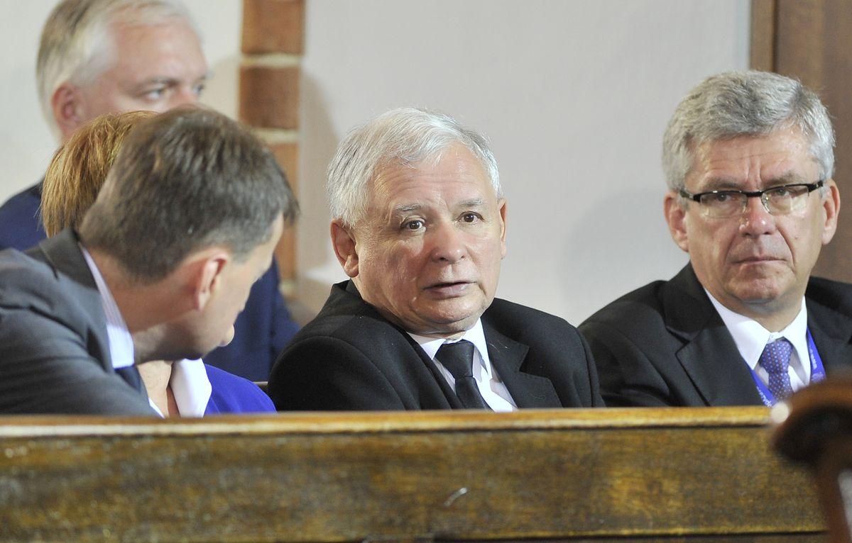 TVP przygotowuje film o Jarosławie Kaczyńskim