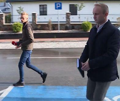 Kulesze Kościelne na Podlasiu. Przewodniczący rady gminy odwołany za podsłuchiwanie wójta Grodzkiego (na zdjęciu z prawej)