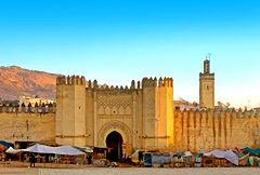 Fez - najstarsze miasto Maroka