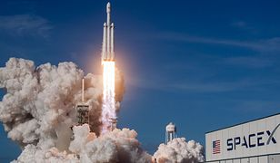 USA. Pierwszy turystyczny lot w kosmos