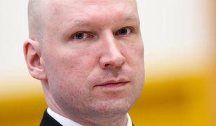 ETPC oddalił skargę Andersa Breivika. Norweg nie był zadowolony z warunków w więzieniu