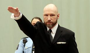 Breivik nie poddaje się. Złożył skargę w Trybunale Praw Człowieka
