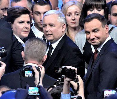 Coraz mniejszym zaufaniem cieszą się Andrzej Duda, Beata Szydło i Mateusz Morawiecki