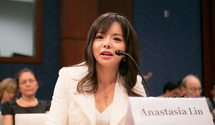 Anastasia Lin występuje przed Kongresem USA