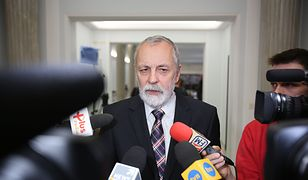 Rafał Grupiński zauważa, że inne sondaże wskazują na rosnące poparcie dla PO