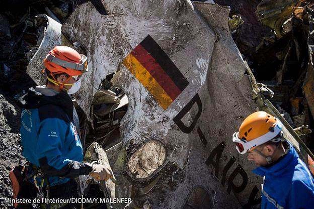 Znaleziono drugą czarną skrzynkę airbusa, który rozbił się w Alpach