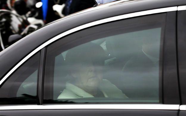Angela Merkel rozpoczęła wizytę w Chinach