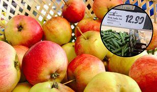 Jabłka są najdroższe przynajmniej od dwóch dekad