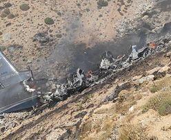 Wielka tragedia w Turcji. Największy samolot gaśniczy na świecie runął