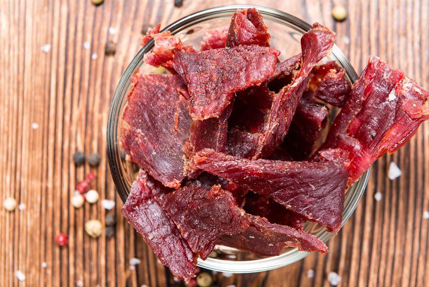Zdrowie ukryte w plasterkach suszonej wołowiny