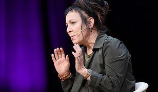 Olga Tokarczuk - laureatka literackiej Nagrody Nobla