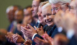 Konwencja Prawa i Sprawiedliwości z udziałem Prezesa PiS Jarosława Kaczyńskiego i premiera Mateusza Morawieckiego