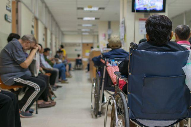 Kolejki do lekarzy. Tryb pilny to 135 dni czekania na rezonans