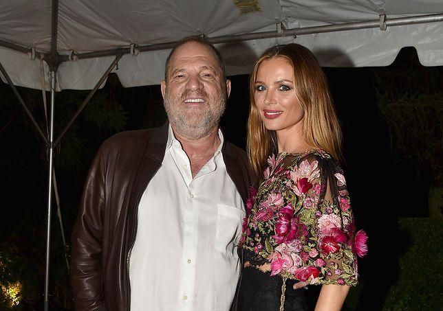 Była żona Weinsteina ma nowego chłopaka