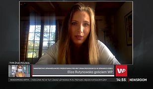 Eliza Rutynowska komentuje nowy projekt resortu Zbigniewa Ziobry. Dzieci mają mieć lepsze warunki podczas przesłuchań