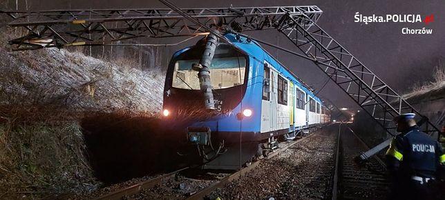 Śląsk.Naprawa linii kolejowej w Chorzowie ma potrwać do czwartku.