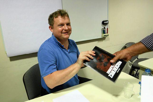 """Tomasz Piątek zdradza ustalenia nowej książki o Macierewiczu. """"Był pod opieką SB"""""""