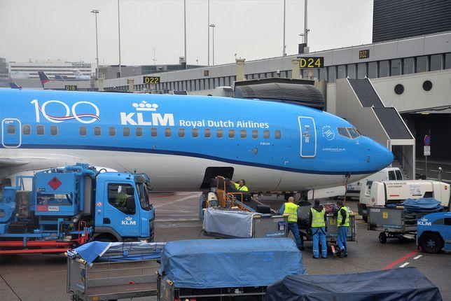 Holenderski sektor lotniczy dąży do obniżenia o 35 proc. emisji CO2 do roku 2030