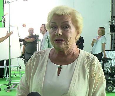 """81-letnia Lipowska zapewnia: """"Nie poddawałam się żadnym zabiegom medycyny estetycznej"""""""