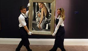 Obraz Tamary Łempickiej pobił rekord. Sprzedano go za miliony