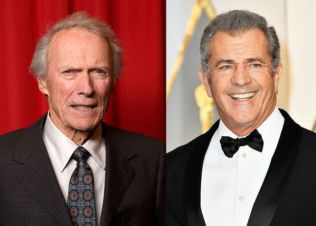 Clint Eastwood i Mel Gibson