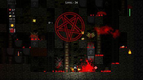99 Levels to Hell zapowiada się na coś dla miłośników Spelunky i Terrarii