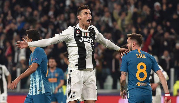 f6048a937 Liga Mistrzów 2019. Juventus Turyn - Atletico Madryt: Cristiano Ronaldo  bohaterem! Stara Dama w ćwierćfinale