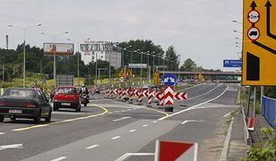 Będzie nowy znak drogowy na czas remontu autostrad?