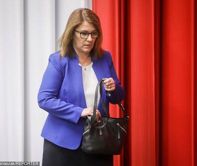 Beata Mazurek z Sejmu przeniosła się do wypełnionej imigrantami Brukseli