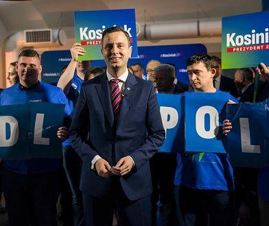 Władysław Kosiniak-Kamysz podczas kampanii w wyborach prezydenckich 2020
