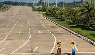 Naypyidaw, stolica Birmy
