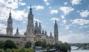 Saragossa leży nad rzeką Ebro