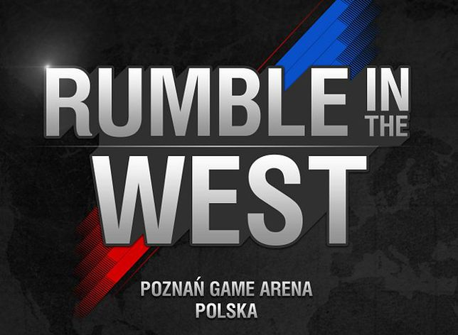 Rumble in the West na Poznań Game Arena 2014