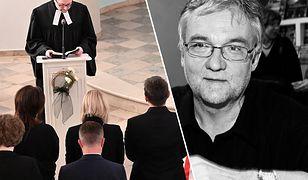 Pogrzeb Jerzego Pilcha. U kilku żałobników wykryto koronawirusa
