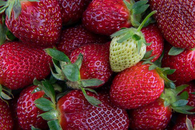 Truskawka znów jest na szczycie rankingu najbardziej zanieczyszczonych owoców