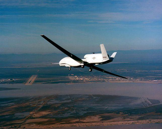 Rosyjski generał: amerykańskie drony szpiegują nas znad Morza Czarnego i Ukrainy