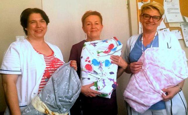 W Trójmieście rusza kolejna akcja szycia kocyków dla oddziałów położniczych