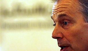 Tony Blair przyłapany na jeździe bez biletu