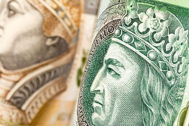 Złoty najmocniejszy od dwóch lat do dolara. Paliwa powinny stanieć