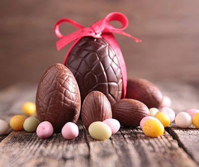Czekoladowe słodkości do wielkanocnego koszyczka
