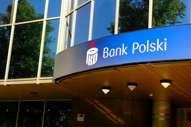 Placówka PKO BP.