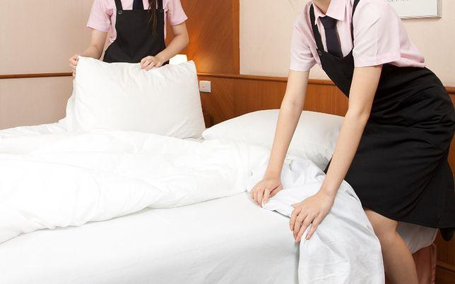 Zwierzenia pokojówek - hotel to koszmarne miejsce