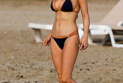 """""""Made in Chelsea"""": Ashley James w bikini"""