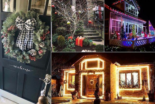 Dekorację domu na Boże Narodzenie można zacząć od przygotowania wieńca adwentowego i powieszenia go na drzwiach wejściowych