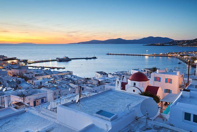 Mykonos w Grecji. Zmysłowa i ekskluzywna wyspa uwielbiana przez gwiazdy