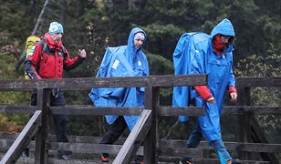 """Tatry. Turyści z Niemiec utknęli w górach. """"Byli kompletnie nieprzygotowani"""""""