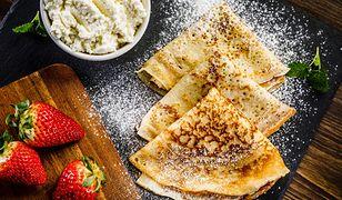 Fit naleśniki. Jak przygotować zdrowe i pożywne ciasto na placki?